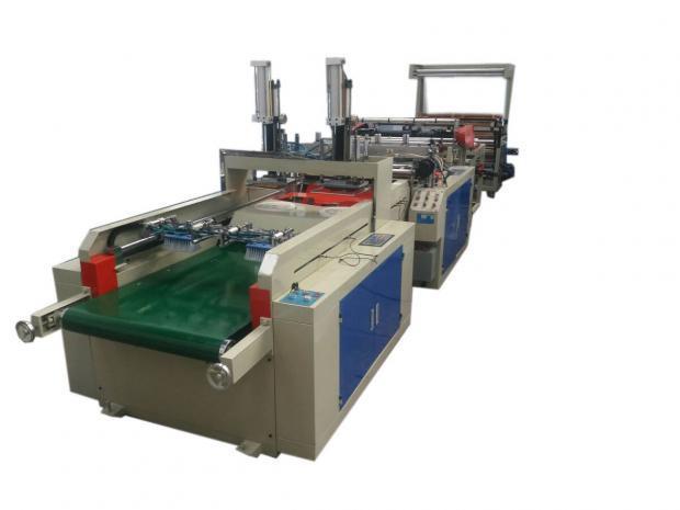 Máquina de fazer Sacolas Plasticas - Automática