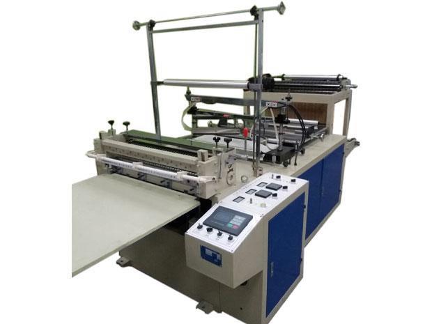 Máquina para Capa de Plástico para Roupa - Folha a Folha