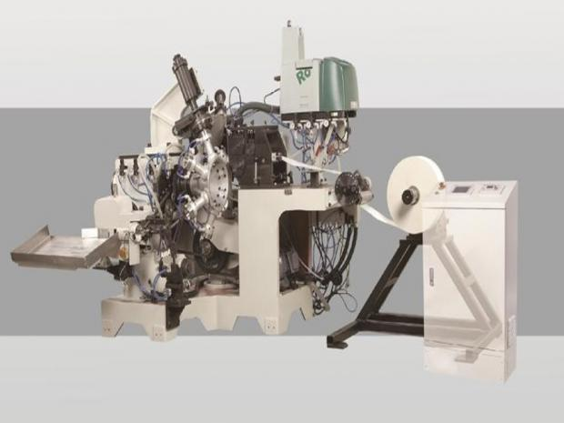 Máquina para Copos de Papel em Cone - Automática
