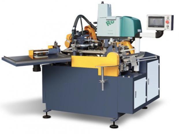 Máquina para Copos de Papel em Cone  Formadora de Cone  Semi-Automatica