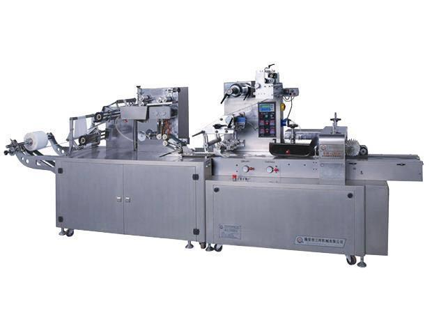 Máquina para Fazer e Embalar Lenços Umedecidos - 1 unidade