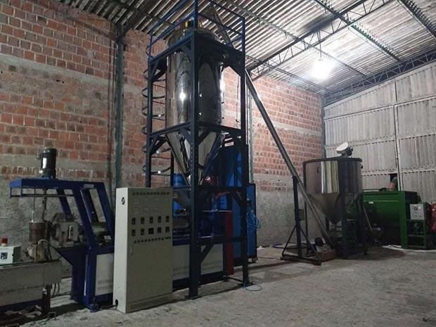 Máquina Extrusoras de Fitas e Fitilhos