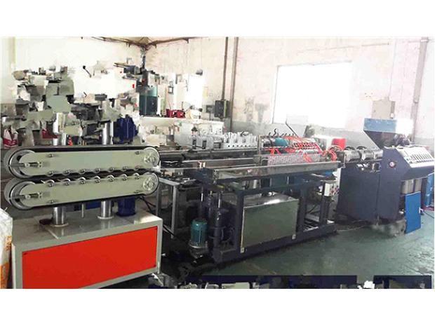 Co-Extrusora de Perfil de PVC