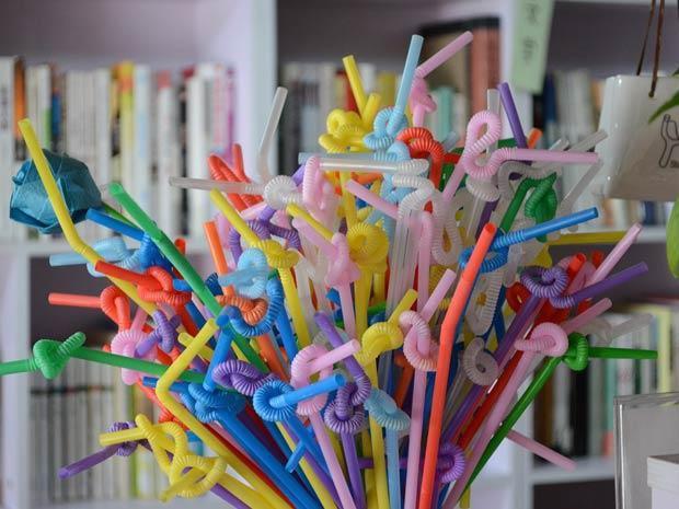 Corrugador para Canudinhos de Plástico
