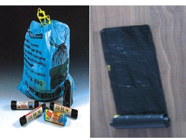 Corte e Solda para Sacos de Lixo Hospitalar Hamper com Alça - Em Rolo Destacavel