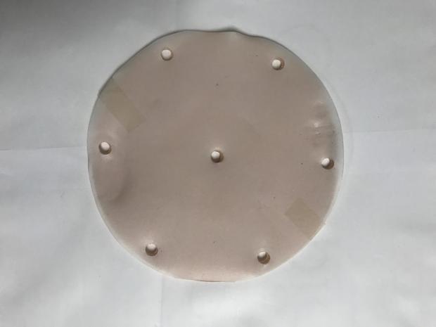 Diafragma para Bomba de Tinta