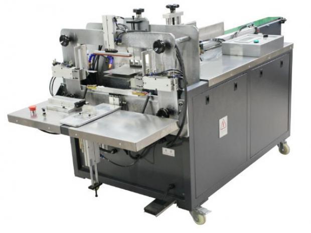 Embaladora de Guardanapos Semi-Automatica