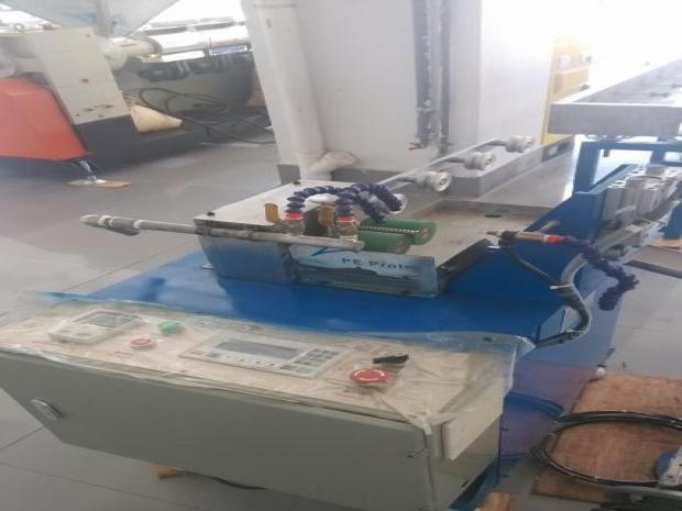 Extrusora de Espiral - PVC
