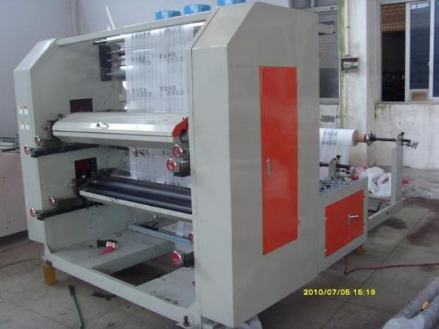 Impressora Flexográfica 2 Cores - TNT (Non Woven)