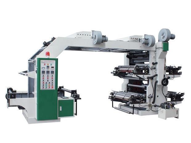 Impressora Flexográfica 4 Cores