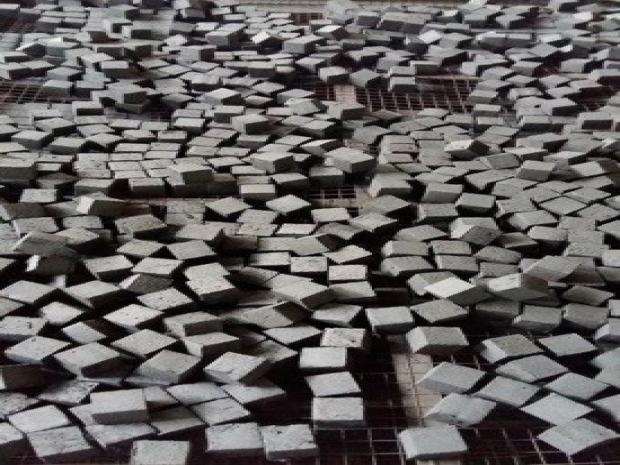 Máquina Briquetadeira para Carvãoou Polvora