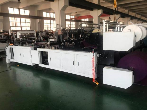 Máquina para Alça de TNT - Solda 2 Lados