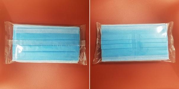 Embaladora Flow Pack para Máscaras com Alças Internas