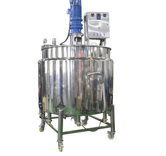 Misturador para Envasasora de Álcool em Gel