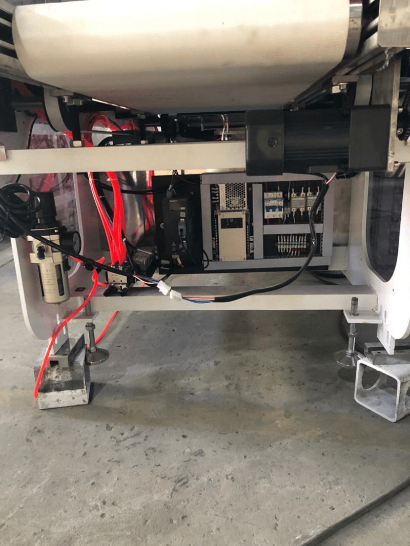 Refile Automático para Máquina de Luvas Curtas