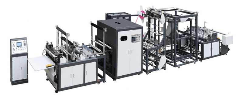 Máquina para Sacola de TNT