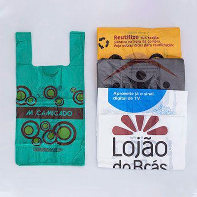 Maquina para fabricação de sacolas e sacos plasticas