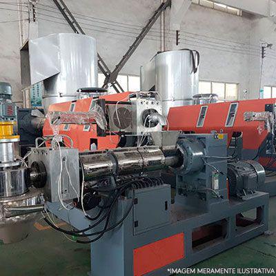 Maquinas para fazer reciclagem de plastico