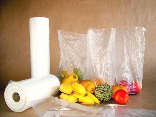 Picotadeira de sacos plásticos