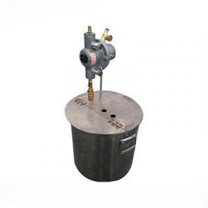 Bomba de tinta pneumática