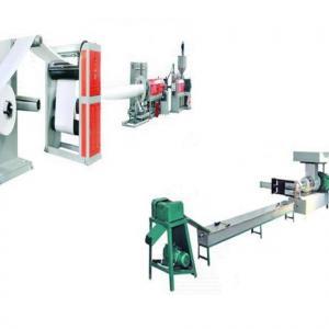 Máquinas Extrusoras de EPS - Isopor