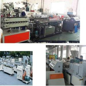 Máquinas Extrusoras de Perfil e Forro de PVC