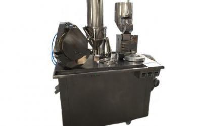 Encapsuladora Semiautomatica