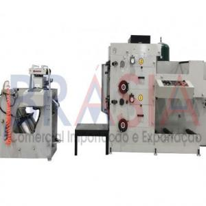 Impressora Flexográfica 2 Cores - Banda Estreita