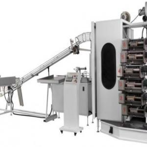 Impressora Flexográfica 6 Cores para Copos e Potes