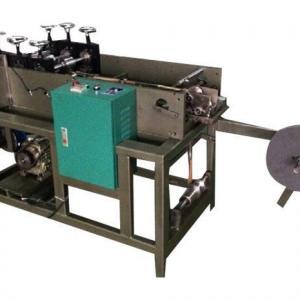 Máquina para Alça Chata em Papel - Fita Cortada ou Rebobinada