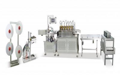 Máquina para Canudinhos de Papel