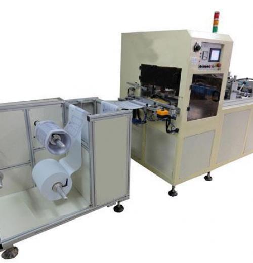 Máquina para Sacos de PVC